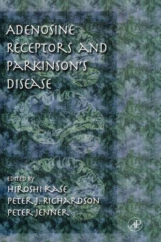9780124004054: Adenosine Receptors and Parkinson's Disease (Pure and Applied Mathematics)