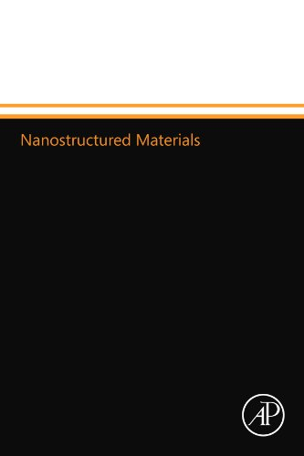 9780124013605: Nanostructured Materials