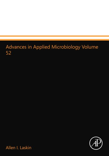 9780124013759: Advances in Applied Microbiology Volume 52