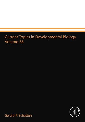 9780124013827: Current Topics in Developmental Biology Volume 58