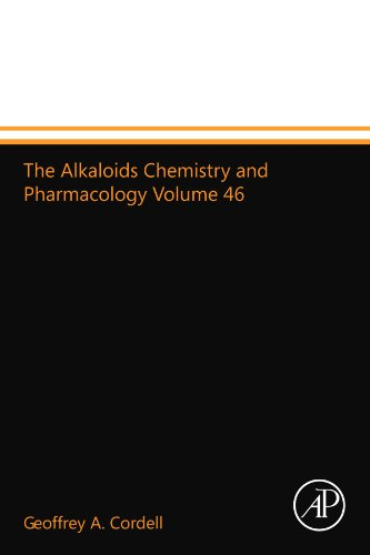 9780124014299: The Alkaloids Chemistry and Pharmacology Volume 46