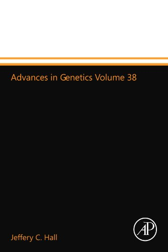 9780124014701: Advances in Genetics Volume 38
