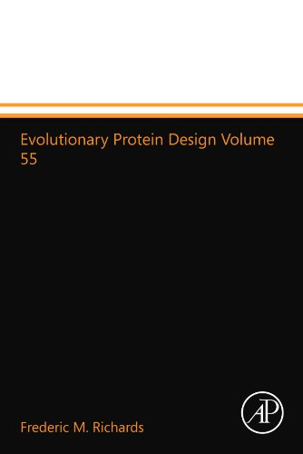 Evolutionary Protein Design Volume 55