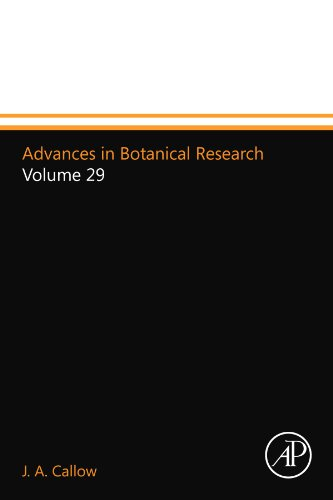 9780124015869: Advances in Botanical Research: Volume 29
