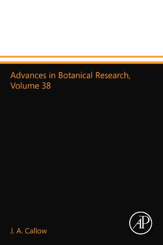 9780124015876: Advances in Botanical Research, Volume 38: Volume 38
