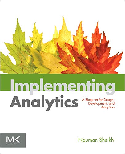 9780124016965: Implementing Analytics: A Blueprint for Design, Development, and Adoption (The Morgan Kaufmann Series on Business Intelligence)
