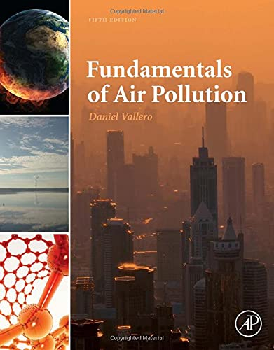 9780124017337: Fundamentals of Air Pollution, Fifth Edition