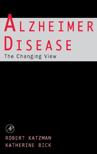 9780124019553: Alzheimer Disease: The Changing View: The Changing View