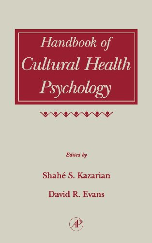 9780124027718: Handbook of Cultural Health Psychology