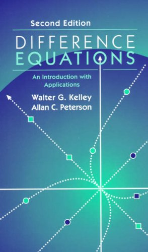 9780124033306: Difference Equations: An Introduction with Applications