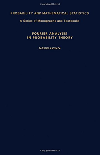 9780124036505: Fourier Analysis in Probability Theory (Probability and mathematical statistics)