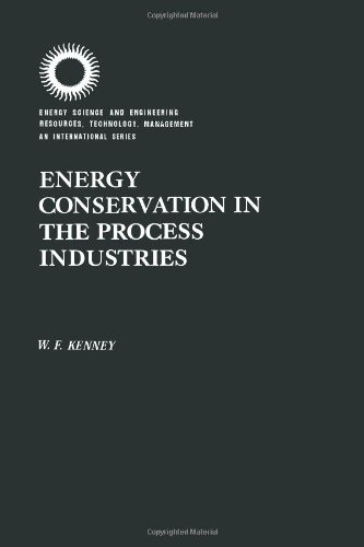 9780124042209: Energy Conservation in the Process Industries (Energy Science & Engineering)