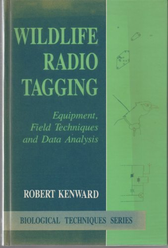 Wildlife Radio Tagging: Equipment, Field Techniques and Data Analysis 9780124042407 This book is a general guide to radio tracking and activity monitoring with pulsed-signal radio tags. The most elementary tags are used to find the animal so that it can be watched, captured or monitored in other ways. Tags can also have their pulses modulated by a variety of simple sensor sub-circuits to telemeter temperature, posture, movement, compass orientation and other aspects of animal activity. The text follows a sequence designed to guide the novice user through all aspects of radio tagging from the planning of a project and the choice of equipment, through field techniques to data analysis. There are details on tag construction and mounting both externally and by implantation. This book will be invaluable to scientists in all branches of ecology and wildlife research, both in showing ways in which radio tagging can be of use and in giving practical details on how to use this technology.