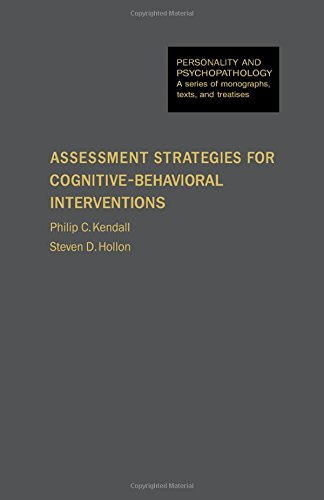 9780124044609: Assessment Strategies for Cognitive-Behavioral Interventions (Personality, Psychopathology, and Psychotherapy (Academic Pr))