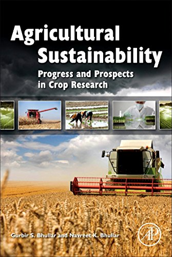9780124045606: Agricultural Sustainability: Progress and Prospects in Crop Research