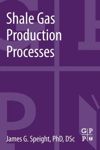 9780124045712: Shale Gas Production Processes