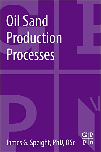 Oil Sand Production Processes: Speight, James G.