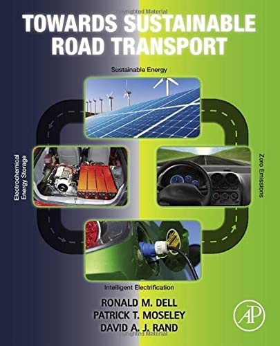 9780124046160: Towards Sustainable Road Transport