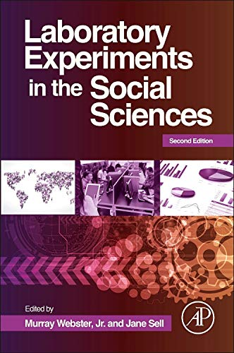 9780124046818: Laboratory Experiments in the Social Sciences, Second Edition