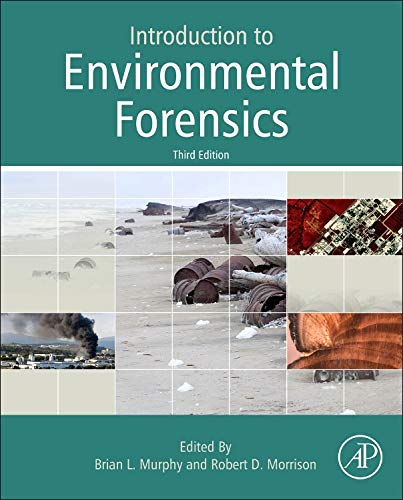 9780124046962: Introduction to Environmental Forensics, Third Edition