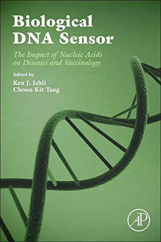 9780124047327: Biological DNA Sensor: The Impact of Nucleic Acids on Diseases and Vaccinology