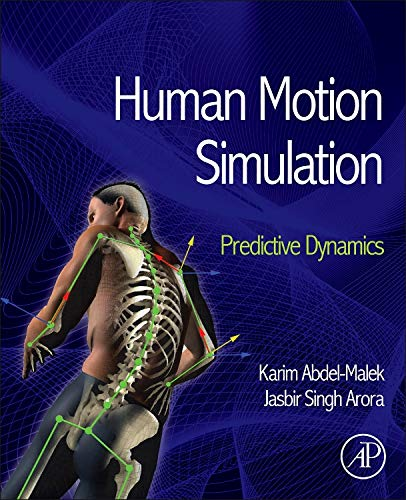 9780124051904: Human Motion Simulation