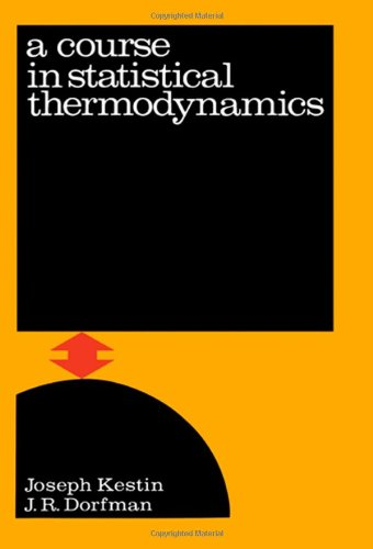 9780124053502: Course in Statistical Thermodynamics