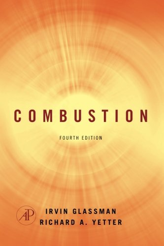 9780124054356: Combustion: Fourth Edition
