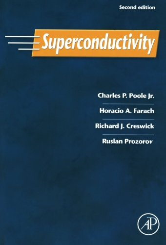 9780124054370: Superconductivity