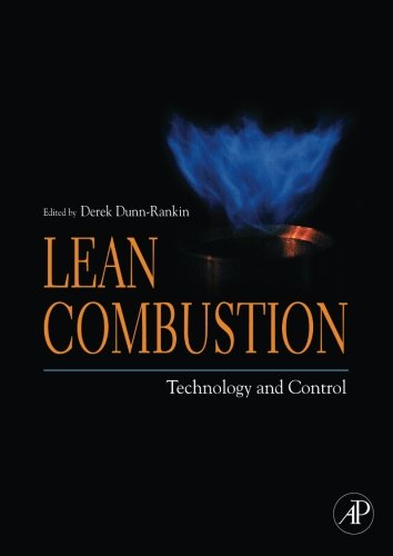 9780124054622: Lean Combustion: Technology and Control