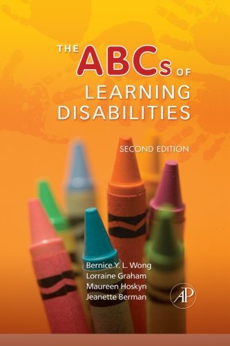 9780124054738: The ABCs of Learning Disabilities