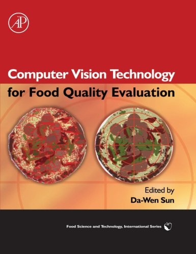 9780124054837: Computer Vision Technology for Food Quality Evaluation