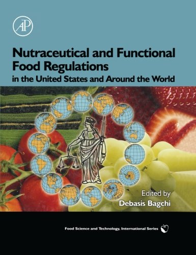 9780124054967: Nutraceutical and Functional Food Regulations in the United States and Around the World