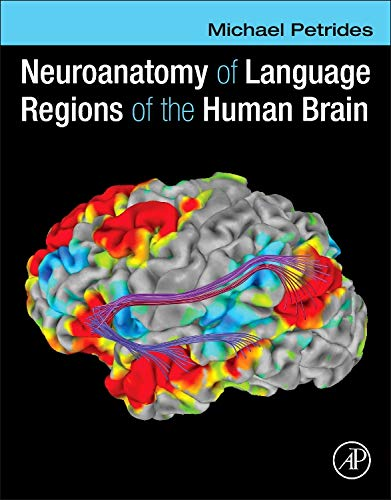 9780124055148: Neuroanatomy of Language Regions of the Human Brain