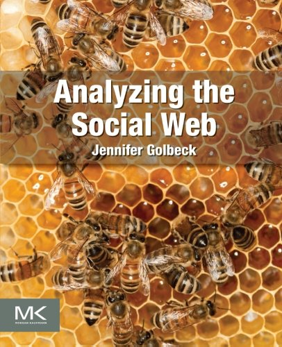 9780124055315: Analyzing the Social Web