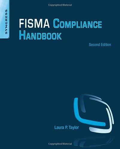 9780124058712: FISMA Compliance Handbook: Second Edition
