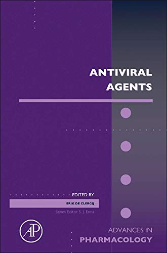 9780124058804: Anti-Viral Agents (Advances in Pharmacology)