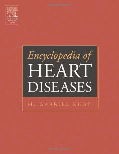 9780124060616: Encyclopedia of Heart Diseases