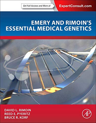 9780124072404: Emery and Rimoin's Essential Medical Genetics