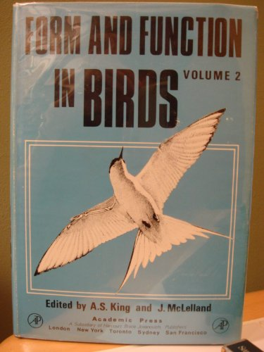 9780124075023: Form and Function in Birds