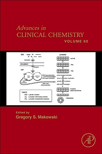 9780124076815: Advances in Clinical Chemistry, Volume 60