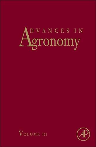 Advances in Agronomy, Volume 121: Academic Press