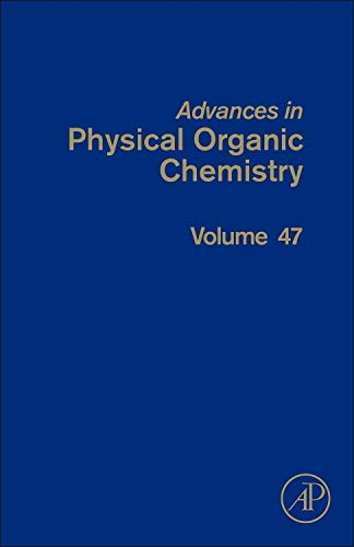 9780124077546: Advances in Physical Organic Chemistry