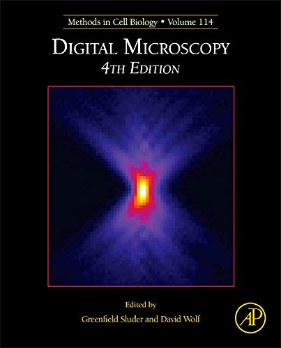 9780124077614: Digital Microscopy, Volume 114, Fourth Edition (Methods in Cell Biology)