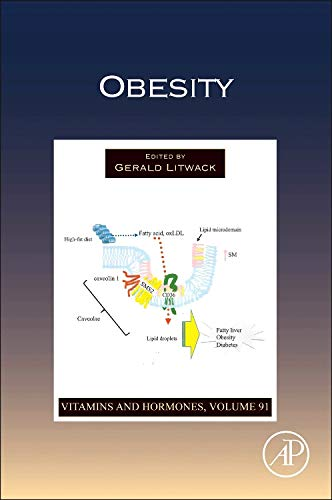 9780124077669: Obesity (Vitamins and Hormones)