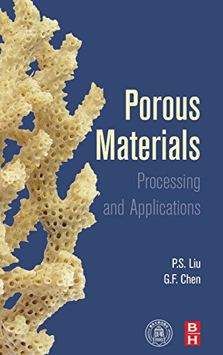9780124077881: Porous Materials: Processing and Applications