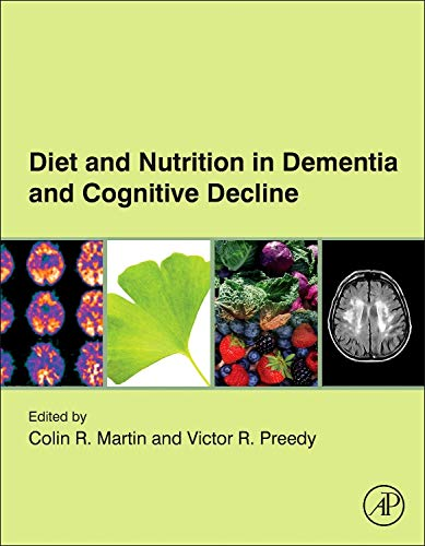 9780124078246: Diet and Nutrition in Dementia and Cognitive Decline
