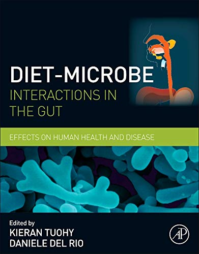 9780124078253: Diet-Microbe Interactions in the Gut: Effects on Human Health and Disease