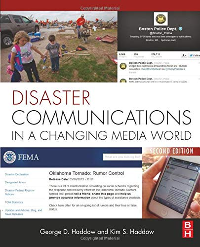 9780124078680: Disaster Communications in a Changing Media World