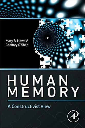 9780124080874: Human Memory: A Constructivist View